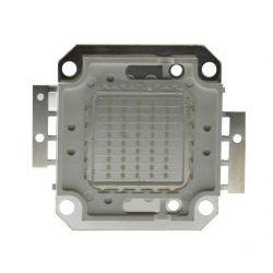 LED azul de alta potência 50W