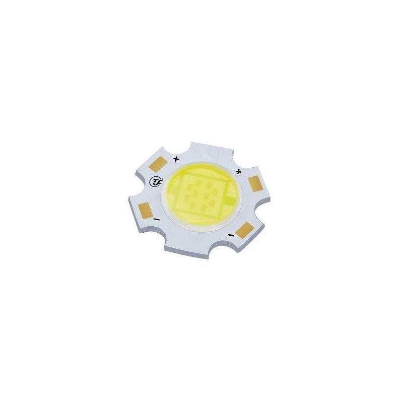 Diodo LED COB 10W 3000K Blanco SMD