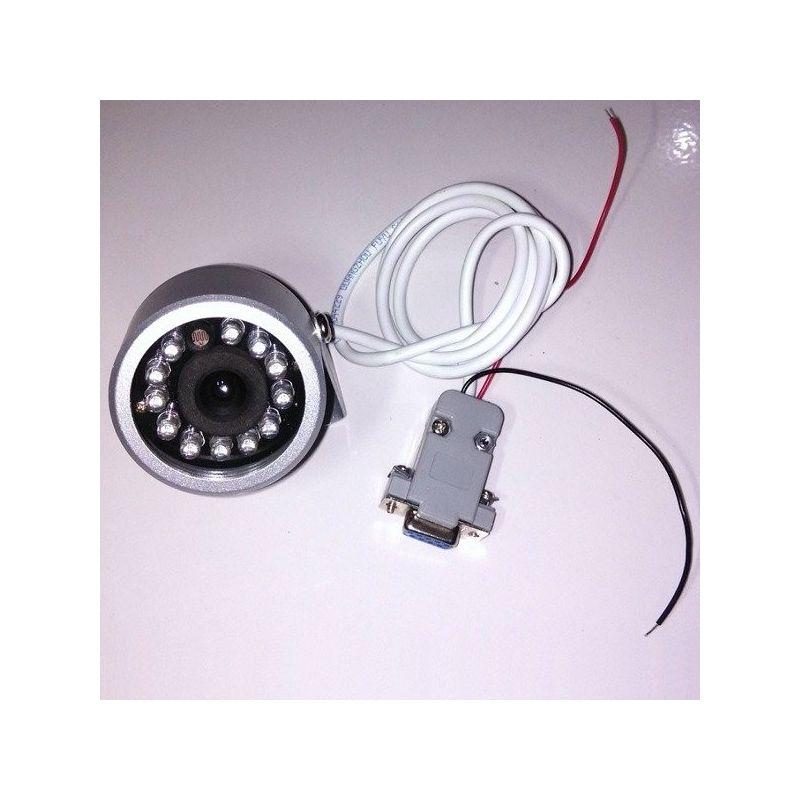 Cámara de seguridad para exteriores IP66 HD HD Impermeable Infrarojo