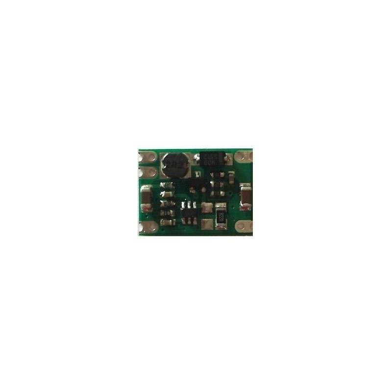 DM06 Módulo de alimentación Step-up de de 2,5-7V a 9V 0,4A Salida fija