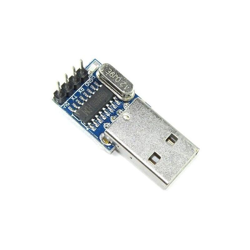 Módulo adaptador CH340G LC Technology USB a serie TTL UART 5V