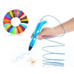 Blue 3D Pen and PLA Set of...