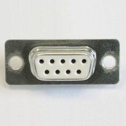 Conector subD de 9 pinos...