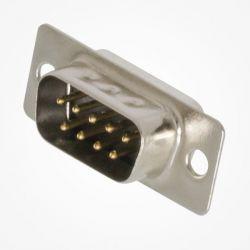 Conector subD 9 pinos...