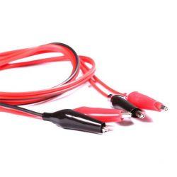 Cables Cocodrilo Clip...