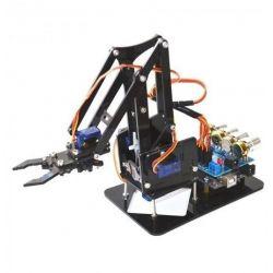 Acrylic robot 4 DOF Arm without servo