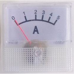 DC 0-5A Analog Ammeter...