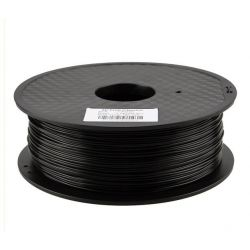 PLA Black Filament 3mm 1kg...