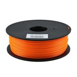 PLA Orange Filament 3mm 1kg...