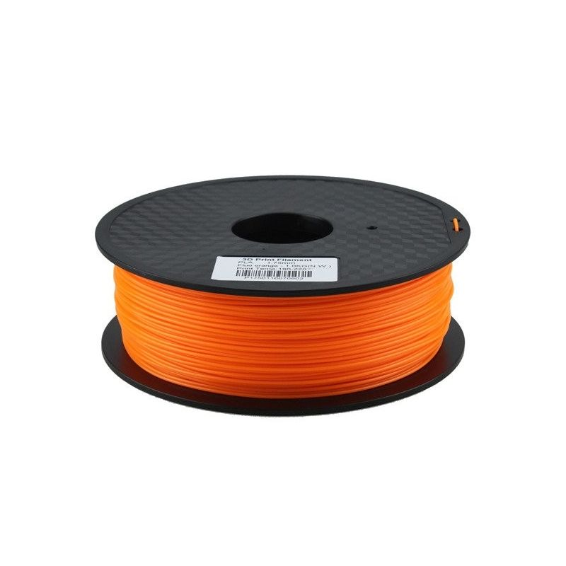 PLA Orange Filament 3mm 1kg for 3D Printer