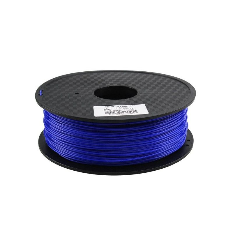 PLA Filamento 3mm 1kg Impresion Azul