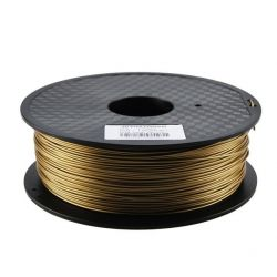 PLA Gold Filament 3mm 1kg...