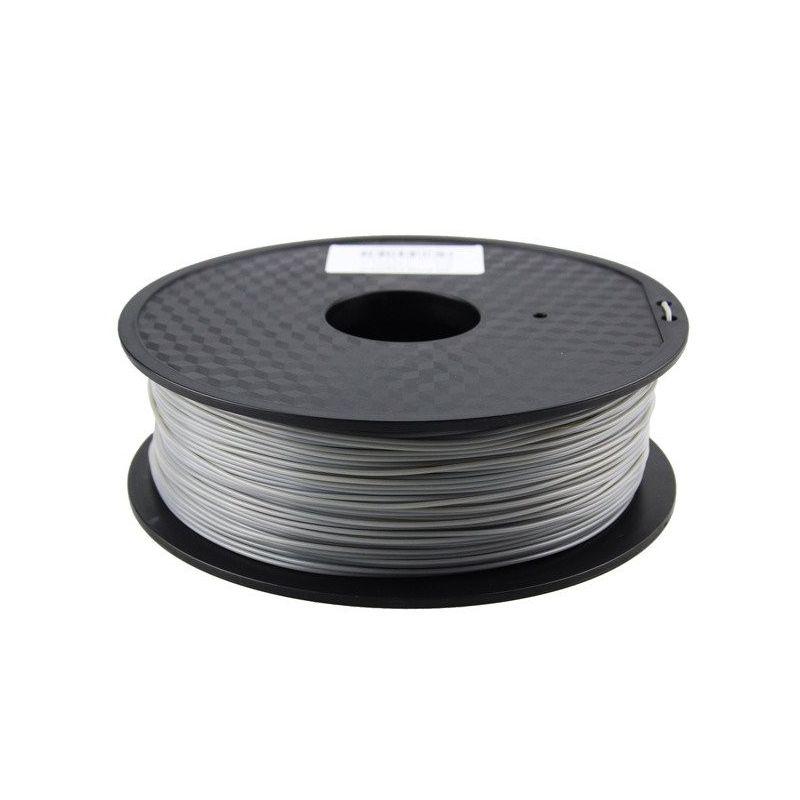 PLA Filamento 3mm 1kg Impresion Gris