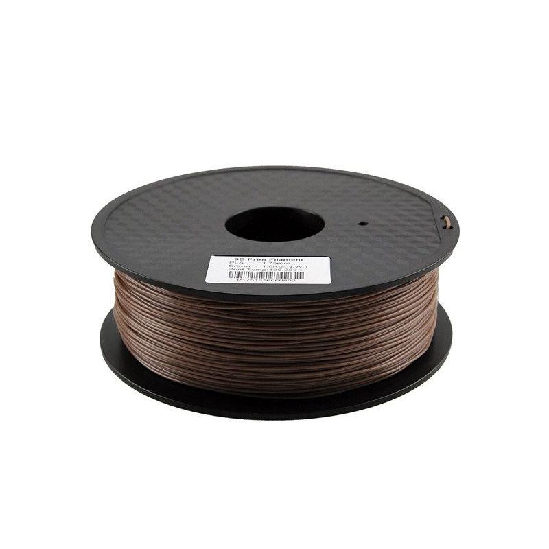 PLA Filamento 3mm 1kg Impresion Marrón