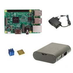 Raspberry Pi 3 Model B Kit...