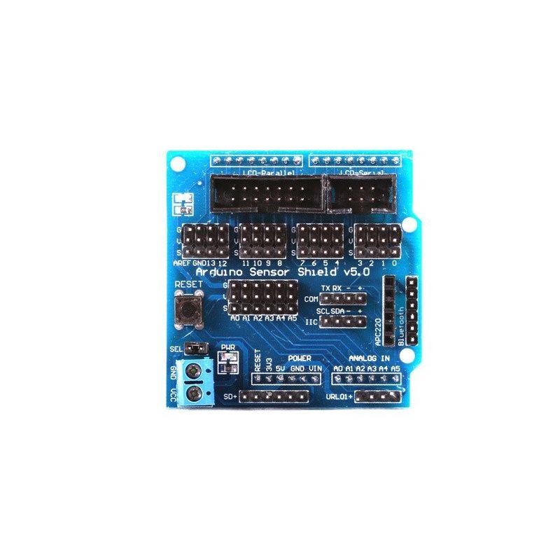Sensor Shield V5 APC220 Arduino compatible