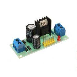 L7805 Regulador de voltaje...