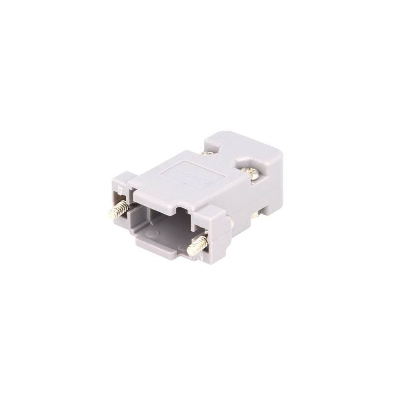 Plastic Housing DB9 DB15 Cover Connector RS232 D-SUB