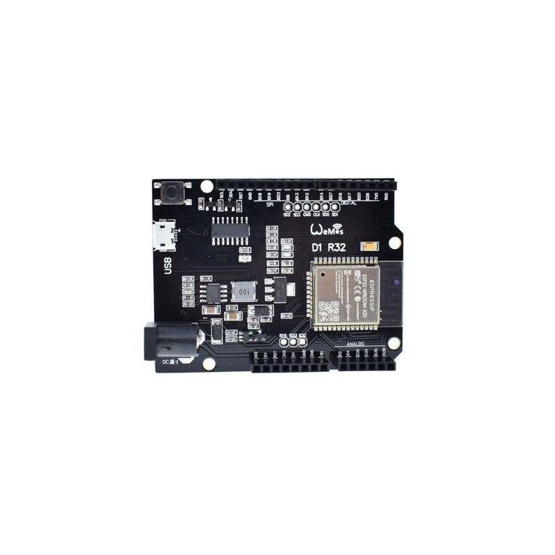 WeMos D1 ESP32 R32 WROOM-32 WiFi y Bluetooth