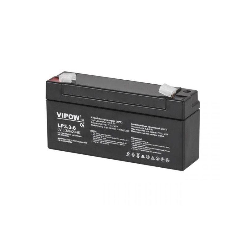 Gel Battery 6V 3.3Ah