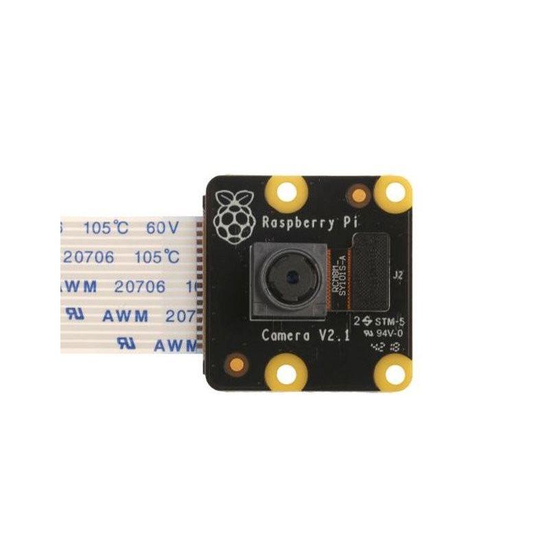 Raspberry Pi v2 NoIR Oficial Camera - Sony IMX219 8 Megapixel Sensor