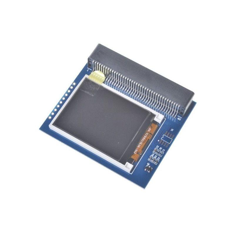 Pantalla LCD TFT 1.8 pulgadas SPI para Micro:Bit