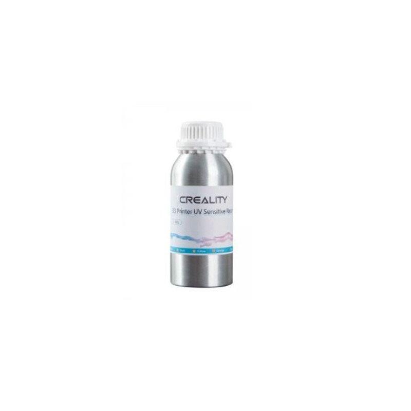 Resina 3D Fotosensible UV 500G Blanco