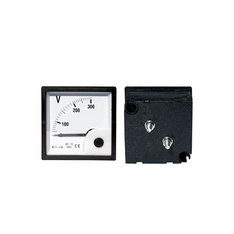 AC 300V Analog Panel Voltmeter 0 to 300V