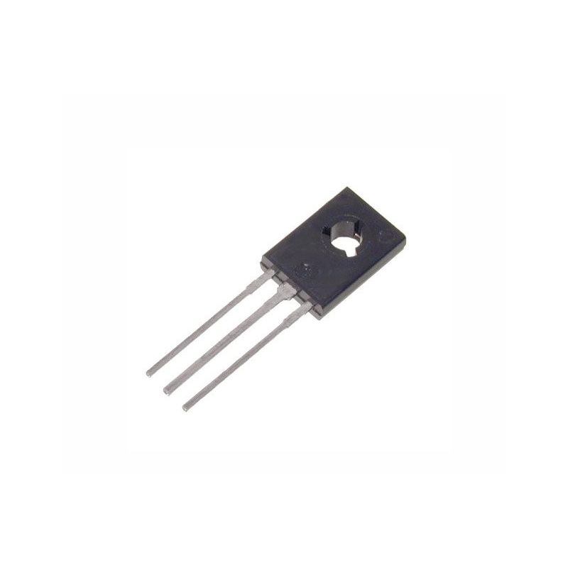 BD139 Transistor NPN BJT 60V 1.5A 12.5W TO-126 pack 5unds