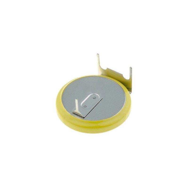 Pilha de Boton de lítio 3V CR2032 com pinos