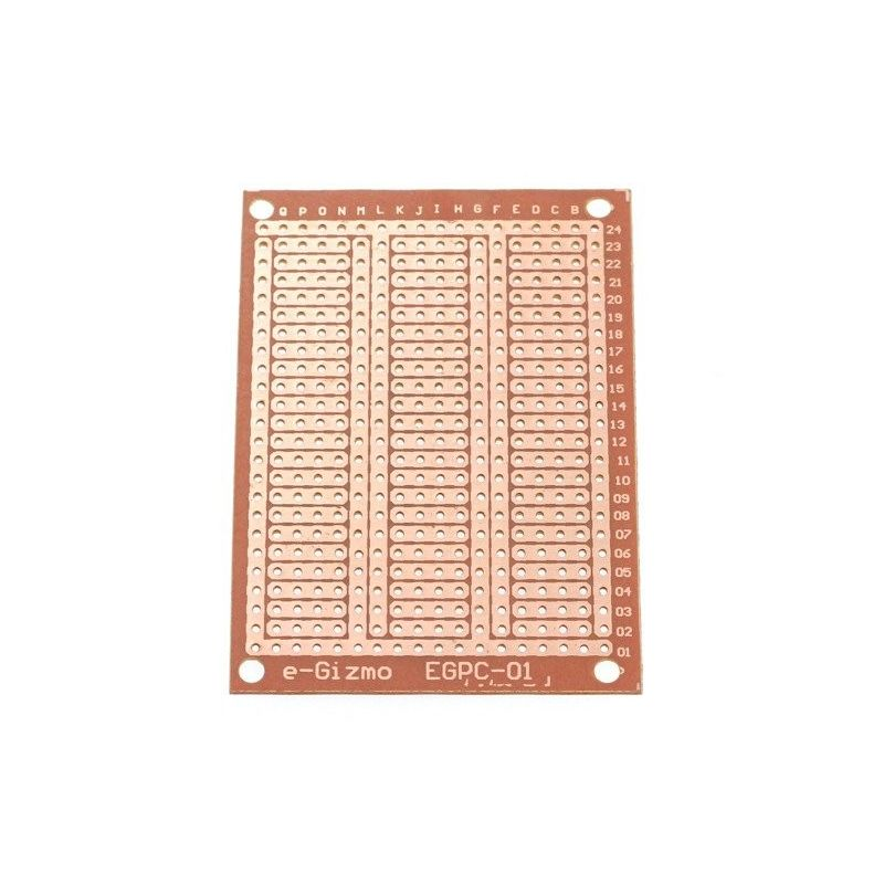 Placa Prototipo 5x7cm EGPC
