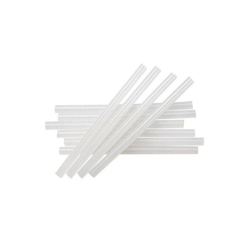 Barras de silicone de 7mm para arma, pacote de cola quente 12unds