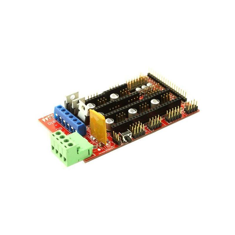 Rampas 1.4 Reprap - Arduino Mega Pololu Shield