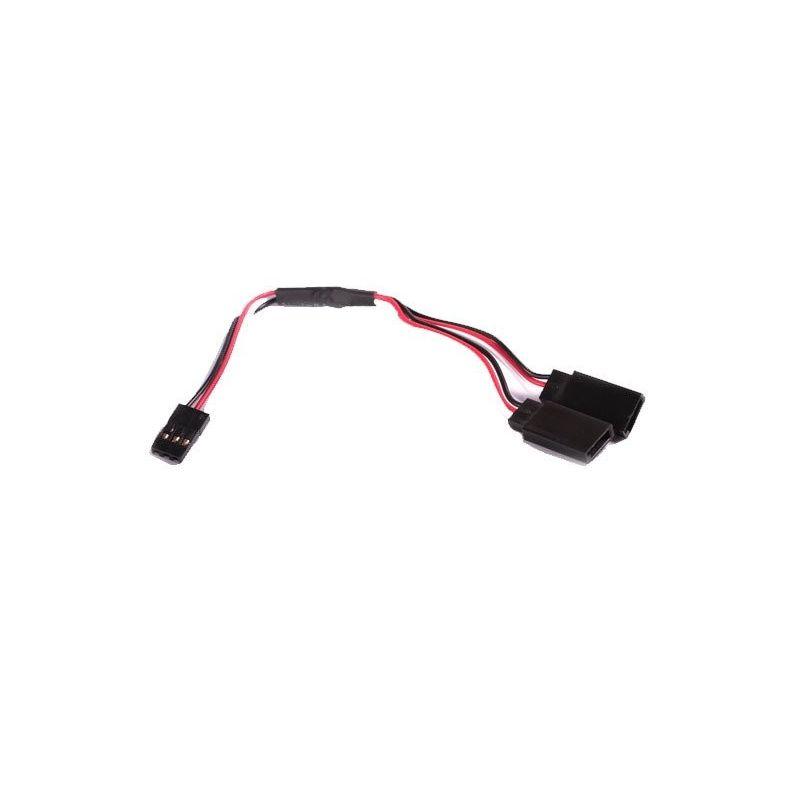 Cable Alargador de Servo en Y 300mm JR Futaba