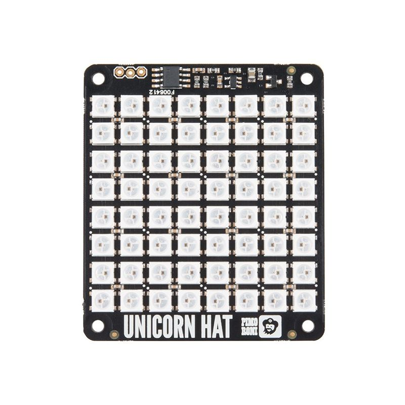 Pimoroni Unicorn HAT