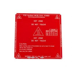Impressora 3D Hot Bed MK2B...