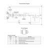 AcS712 AC/DC 20A Intensidade do amplificador do salão de sensores atual
