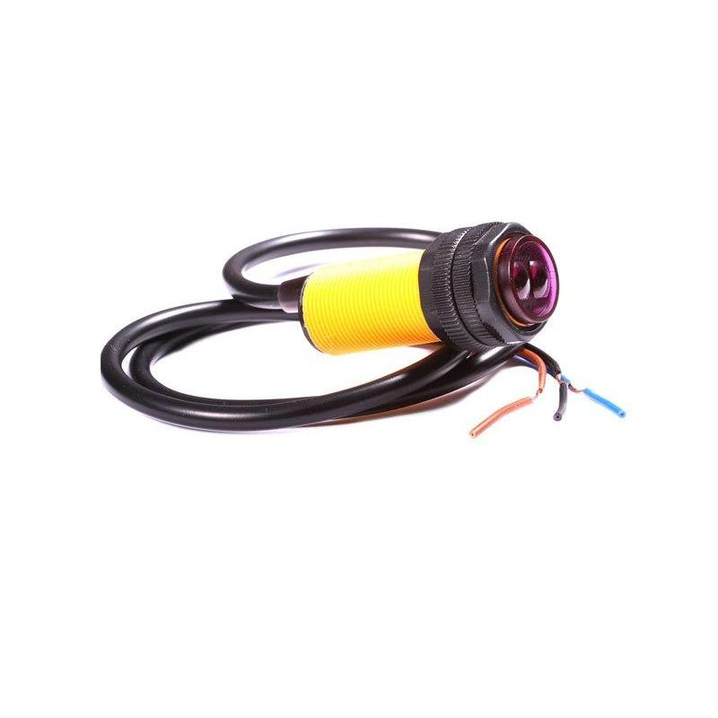 Sensor de proximidade infravermelha E18-D80NK IR 3-80cm