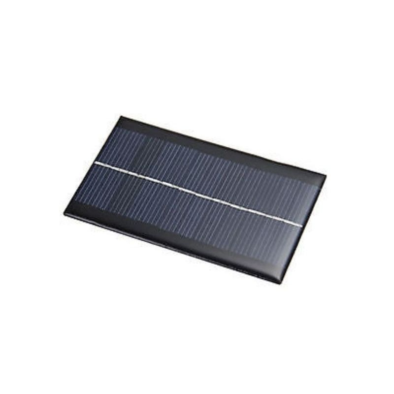 Panel Solar DIY 6V 1.1W 200mA
