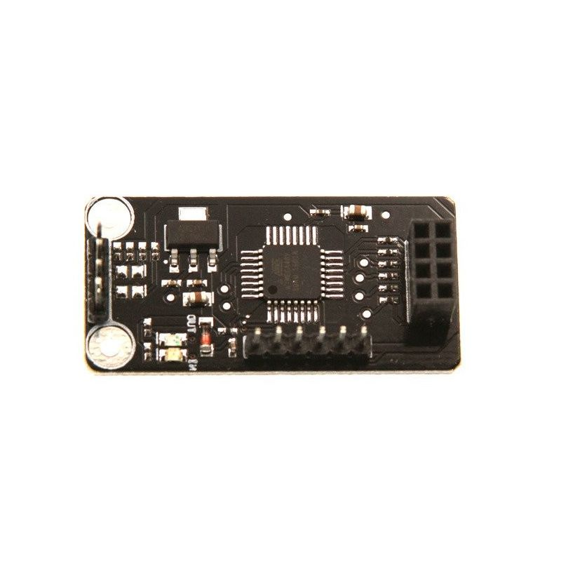 Módulo sem fio NRF24L01 Atmega48 SPI IIC I2C TWI Interface