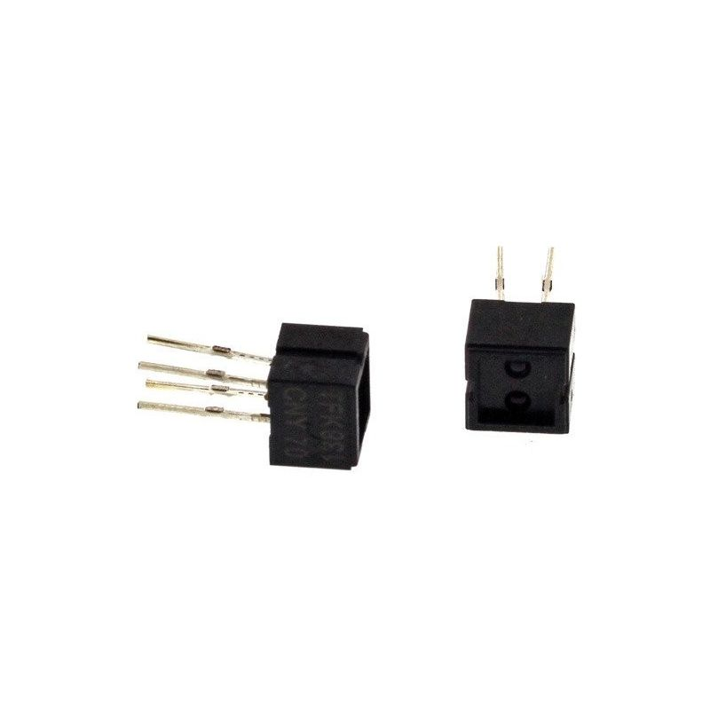 2x CNY70 Reflective Optical Sensor with Transistor Output