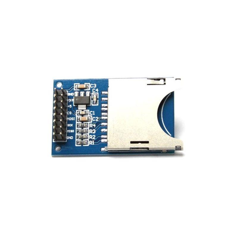 Módulo leitor de cartão SD