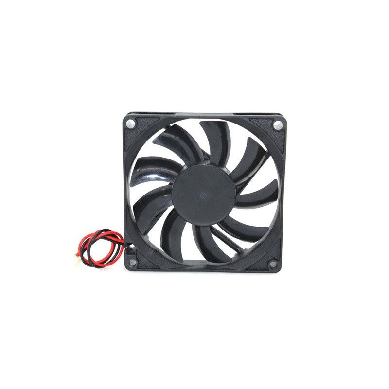 Fan 12V 2x Cables PC CPU case