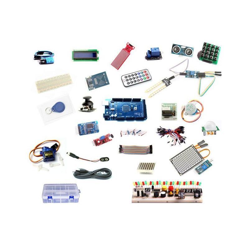 Kit Arduino sensores Mega XXL compatíveis