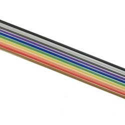 Flat Cable 1m AWG28 1.27 10...