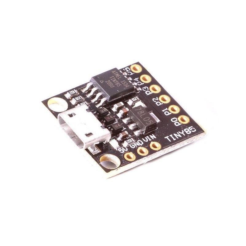 Placa micro USB Digispark Attiny85 compatível com Arduino