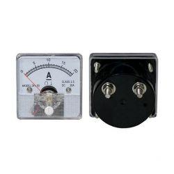 Amperiômetro analógico 20Acc