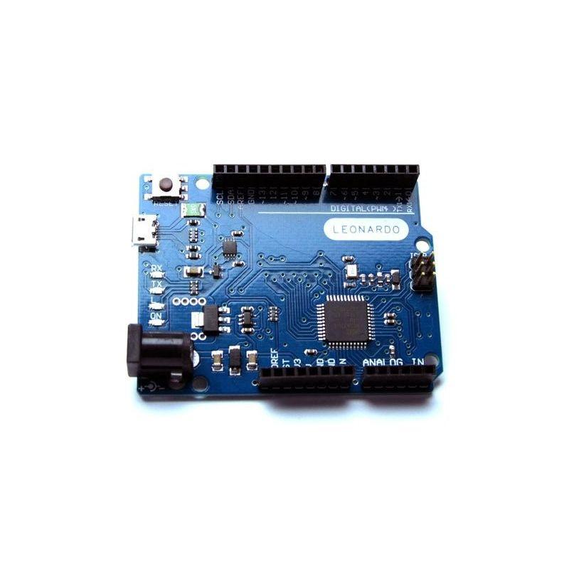 Placa LEONARDO R3 ATmega32u4 + cabo USB compatível Arduino