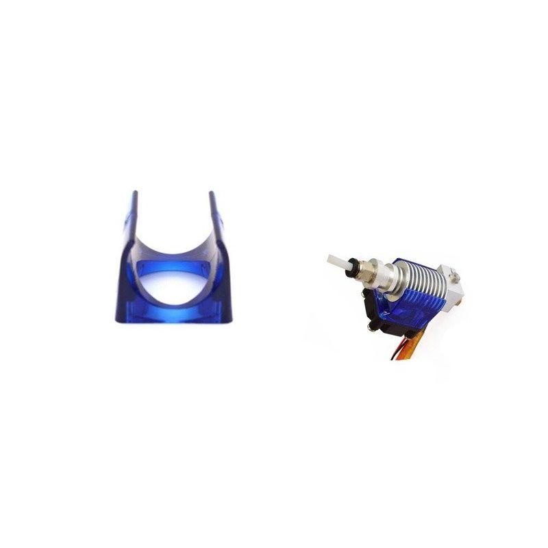 Support for 30mm Fan E3D V6 3D Printer