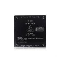 Cama quente MK3 PCB Alu 3mm...